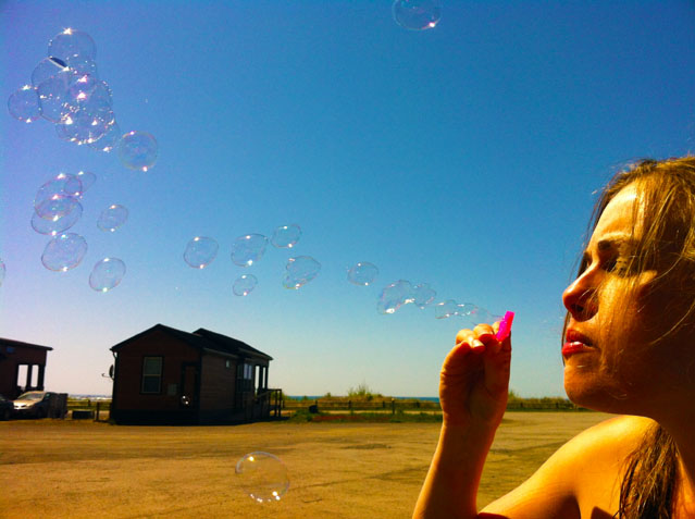Jasmine Blowing Bubbles1 Stimulus