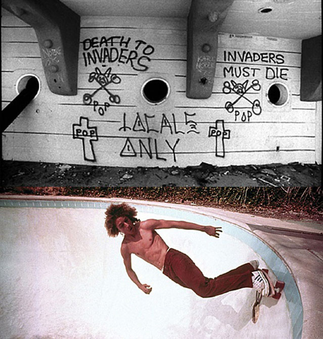 Skateboard Pool Locals Only1 Stimulus