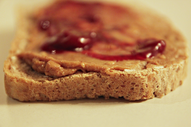 joyful simplicities peanut butter jelly on toast1 The Sea of Possibility: Nicholas Damen