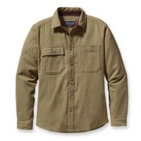 Patagonia-Mens-Long-Sleeved-Felted-Shirt-Tan