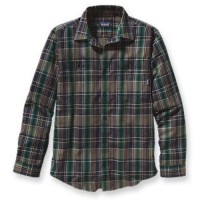 Patagonia-Mens-Long-Sleeved-Pima-Luxe-Green
