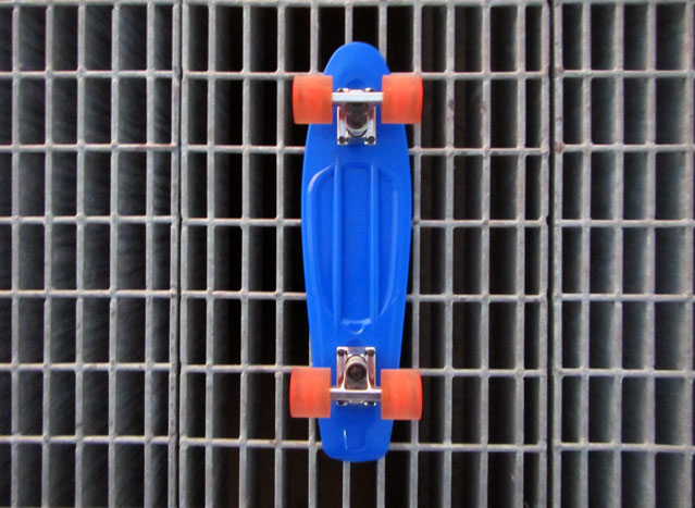 Punked City Cruiser JC Skateboard Review: Punked City Cruiser